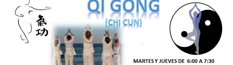 TALLER  DE Qi Gong (CHicun)       aportación 25 pesos